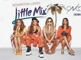 CNCO, Little Mix - Reggaetón Lento -Remix - Official Video